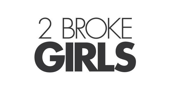 Bild 1 von 12: 2 Broke Girls - Logo