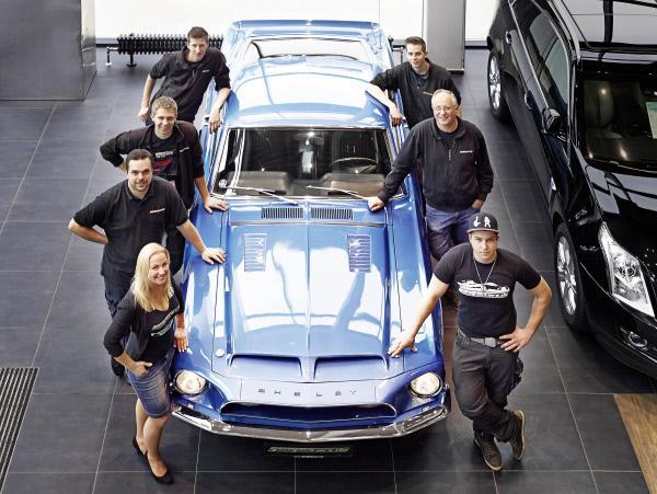 Bild 1 von 1: Team