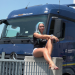 Trucker Babes - 400 PS in Frauenhand