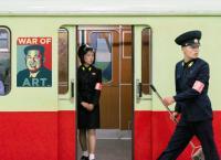 Nordkorea - Kunst im Schatten der Bombe