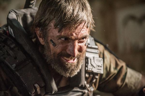 Bild 1 von 10: Der Soldat für die 'Drecksarbeit': Kruger (Sharlto Copley).