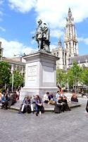 Antwerpen, da will ich hin!