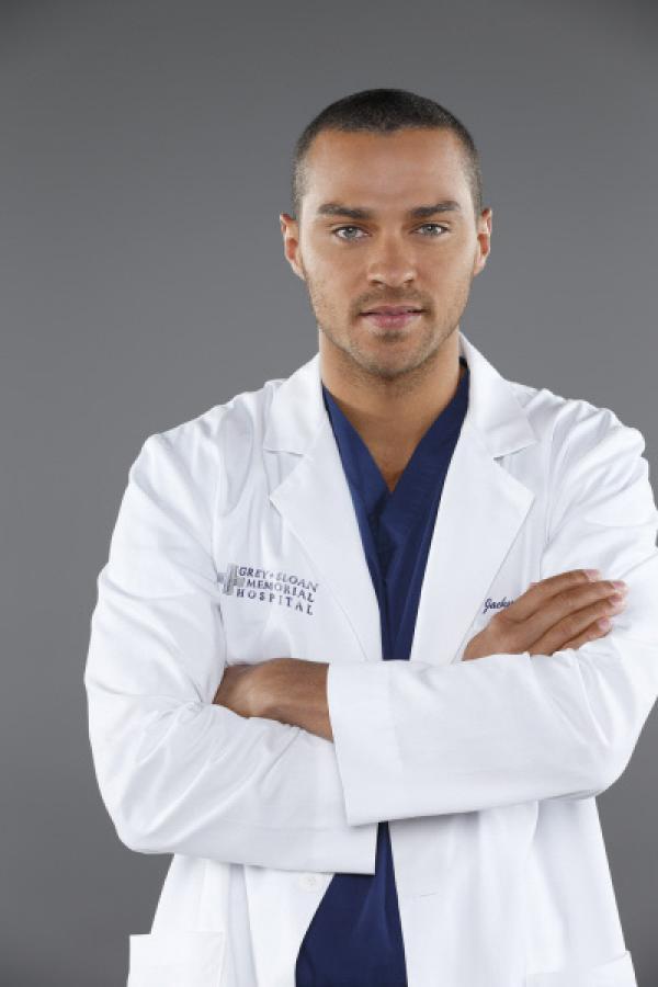Bild 1 von 43: (11. Staffel) - Muss sich neuen Herausforderungen stellen: Jackson (Jesse Williams) ...