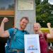 Der anmutige Riese - Zu Fuß von Eisenach nach Budapest