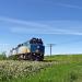 Mit dem Zug vom Sankt-Lorenz-Strom zum Atlantik