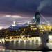 Dreckige Luft vom Traumschiff