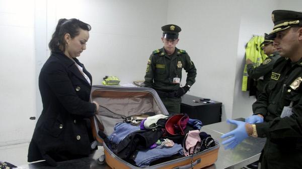 Bild 1 von 1: Die Verstecke für illegale Waren sind vielfältig.