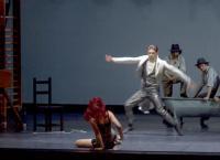 Die Tanzschüler der Pariser Oper... 5 Jahre später