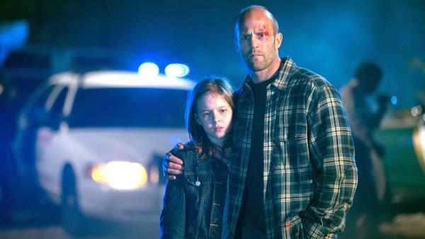 Bild 1 von 6: Phil Broker (Jason Statham) und seine Tochter Maddy (Izabela Vidovic)