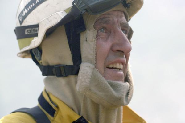 Bild 1 von 5: Die Männer der Forstfeuerwehr auf Korsika sind ganzjährig mit Brandpräventionsmaßnahmen im Einsatz.