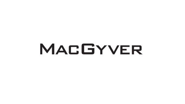 Bild 1 von 32: MACGYVER - Logo