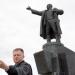 Keine Ruhe für Genosse Lenin