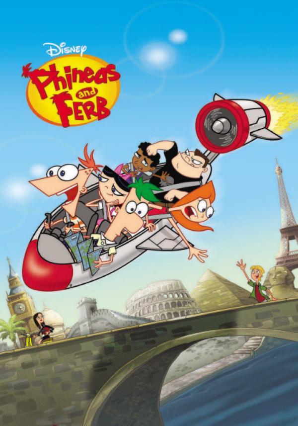 Bild 1 von 10: Nichts ist unmöglich in der Welt der Stiefbrüder Phineas und Ferb. Perry, ihr scheinbar harmloses Schnabeltier, hat eine zweite Identität als smarter Geheimagent P. und der üble Dr. Doofenschmirtz trachtet ohne Unterlass nach der Weltherrschaft. Die ungleichen Jungs sind das ideale Gespann. Während aus Phineas die verrückten Ideen nur so heraussprudeln, sorgt das Erfindergenie Ferb für die Umsetzung. Das Ergebnis sind abenteuerliche Aktionen. Die Geschwister haben sich fest vorgenommen, der Langeweile in den Sommerferien keine Chance zu geben und jeden Ferientag so phinomenal ferbastisch wie nur möglich zu gestalten. Währenddessen versucht Phineas Schwester Candace stets, den beiden einen Strich durch die Rechnung zu machen.