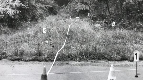 Bild 1 von 4: An diesem Ort wurde die Leiche der 13-jährigen Maja gefunden.