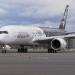 Der A350 - Eleganz am Himmel