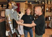 Die gefährlichsten Waffen des Mittelalters