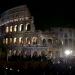 Live aus dem Kolosseum in Rom