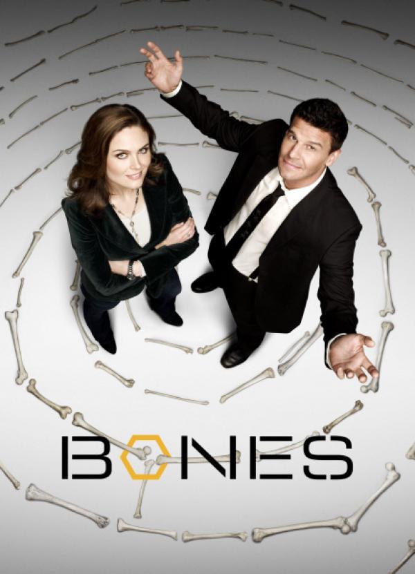 Bild 1 von 1: Bones - Die Knochenjägerin