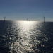 Millimeterarbeit bei Wind und Wetter - Windparkmontage vor Sylt