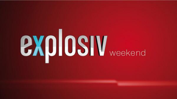 Bild 1 von 2: Explosiv weekend