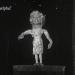 Elfie Pertramer 1960 auf der Wiesn