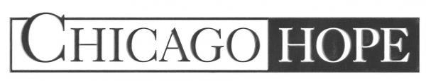 Bild 1 von 2: Chicago Hope - Logo