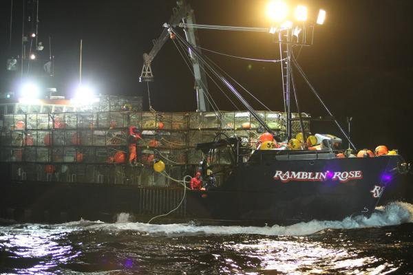 Fang des Lebens - Der gefährlichste Job Alaskas
