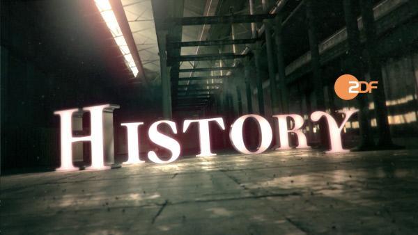 """Bild 1 von 1: Logo """"ZDF-History""""."""