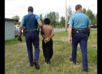 Polizeieinsatz Alaska