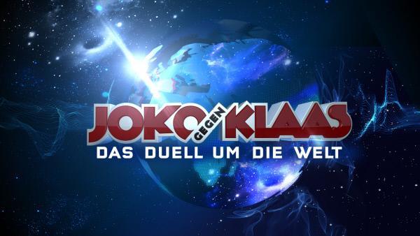 Bild 1 von 4: Joko gegen Klaas - Das Duell um die Welt - Logo