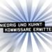 Bilder zur Sendung: Niedrig und Kuhnt - Kommissare ermitteln