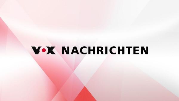 Bild 1 von 2: Das Logo zur Sendung 'VOX Nachrichten'.