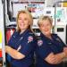 Ambulanz Australien - Rettungskräfte im Einsatz