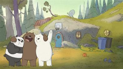 We Bare Bears - B�ren wie wir