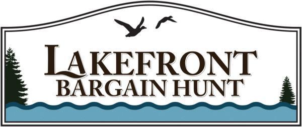 Bild 1 von 1: LAKEFRONT BARGAIN HUNT - Logo