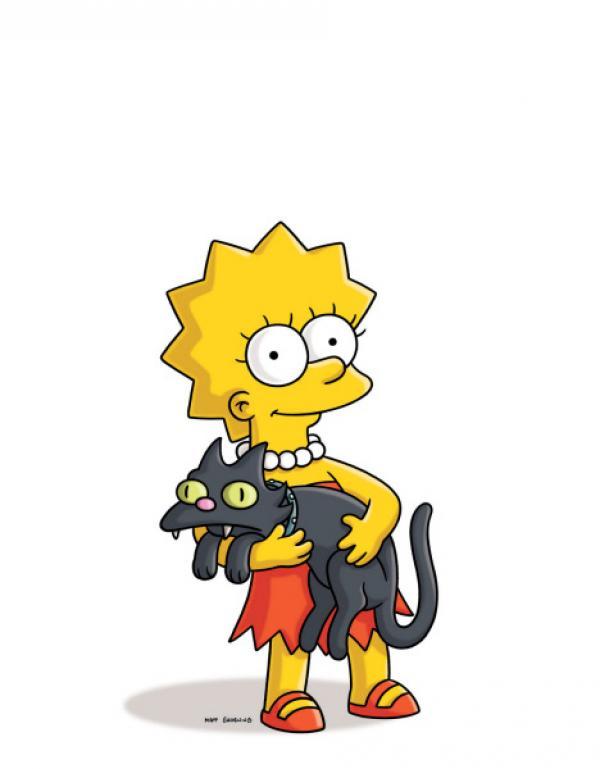 Bild 1 von 31: (24. Staffel) - Ihr Intelligenzquotient liegt über dem von 98 % der Bevölkerung und zwar bei 159: Lisa Simpson