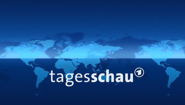 Bild 1 von 1: Tagesschau - Logo