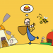 TOM und das Erdbeermarmeladebrot mit Honig
