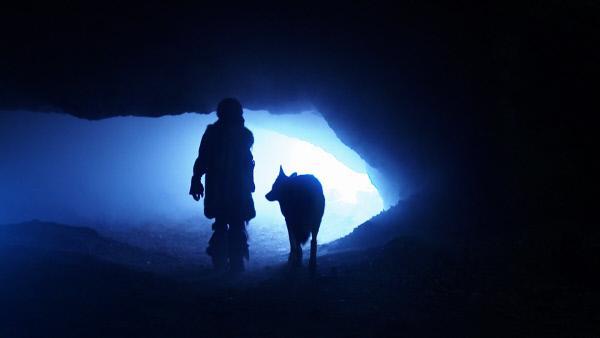Bild 1 von 15: Spuren in der Höhle von Chauvet: Mensch und Hund haben schon vor 26 000 Jahren einen gemeinsamen Lebensraum geteilt.