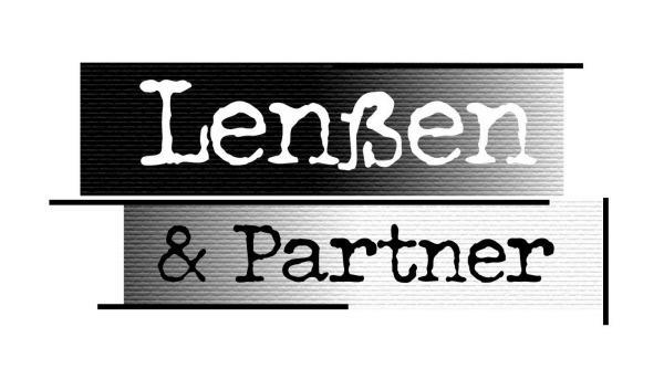 Bild 1 von 2: Lenßen & Partner - Logo