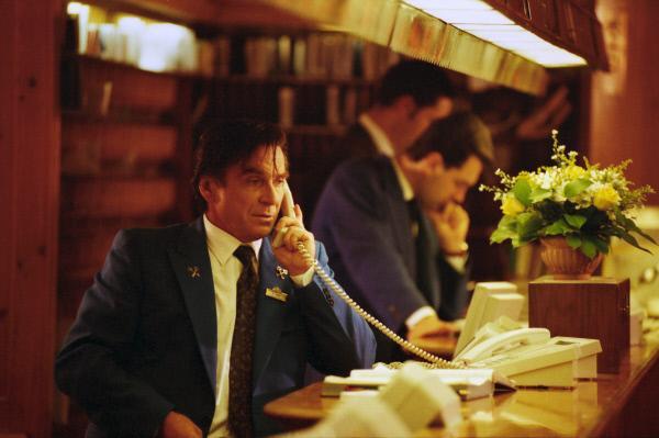 Bild 1 von 7: Hotelportier Karl Ziegler (Elmar Wepper).