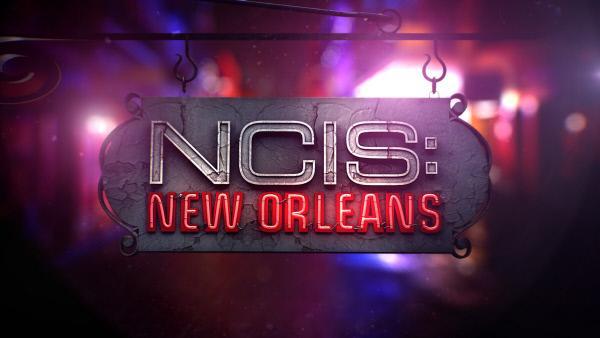 Bild 1 von 8: NAVY CIS: NEW ORLEANS - Logo