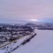 Mein schönes Dorf in Kanada