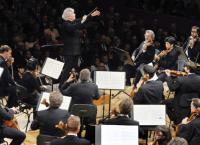 Die Berliner Philharmoniker mit Simon Rattle aus Luzern
