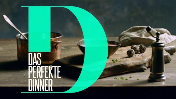 Bild 1 von 4: Logo zur Sendung 'Das perfekte Dinner'