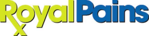 Bild 1 von 13: Royal Pains - Logo