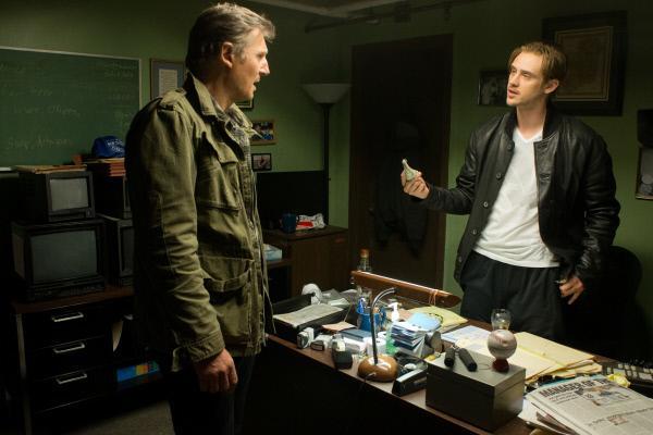 Bild 1 von 15: Jimmy Conlon (Liam Neeson, l.) will von von Danny Maguire (Boyd Holbrook, r.) einen Vorschuss.