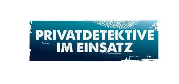Bild 1 von 3: Privatdetektive im Einsatz - Logo