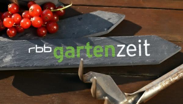 Bild 1 von 1: rbb Gartenzeit - Logo