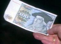 Der größte Geldtransport der Geschichte